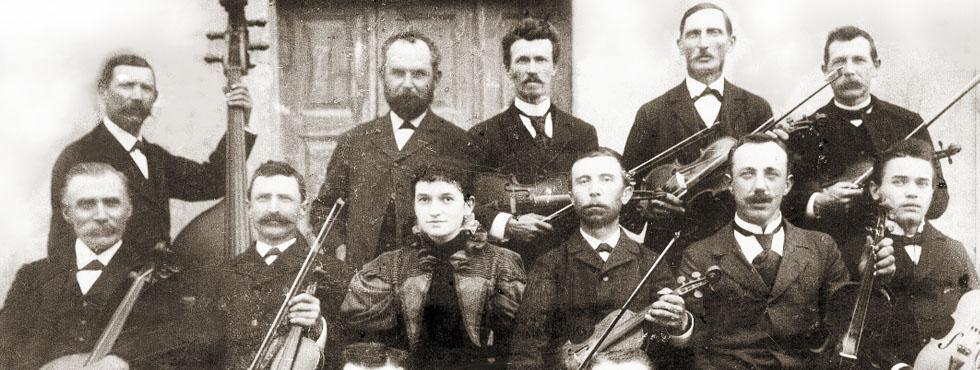 Streichorchester - gegründet vor 1870